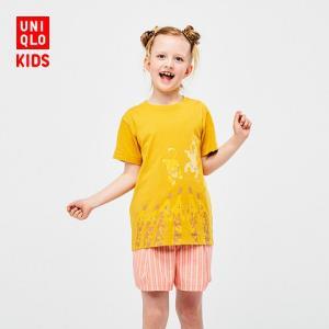 男童/女童/亲子装(UT)THELIONKING印花T恤(短袖)422166 59元