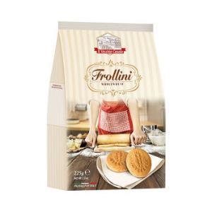 意大利进口饼干维趣多(IlVecchioCasale)全麦消化饼干225g(粉丝价加满减!)*4件 49.6元(合12.4元/件)