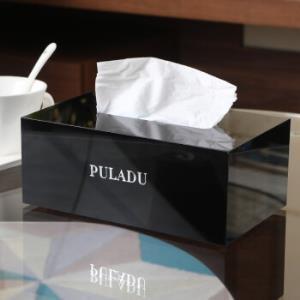 桌面亚克力纸巾盒抽纸盒*2件 103.5元(需用券,合51.75元/件)