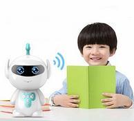 拼多多热销榜第1! 无线AI儿童智能早教机器人 20元包邮 券后29元