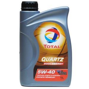 TOTAL道达尔极驰90005W-40SN全合成机油1L*12件 402.36元(合33.53元/件)
