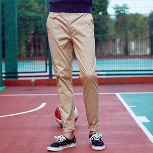 Metersbonwe美特斯邦威753188男士弹力修身休闲裤*2件 49.5元(合24.75元/件)