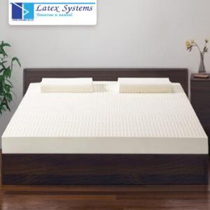 LatexSystems乳胶床垫天然泰国原装进口橡胶床垫榻榻米 3399元