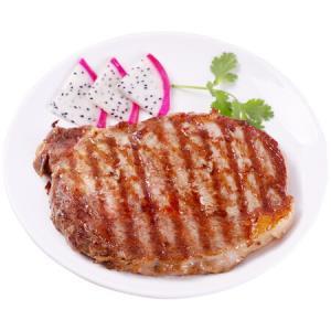 伊赛黑椒家庭牛排套餐10片1000g谷饲调理生鲜牛肉赠酱包 63元