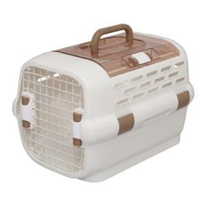 爱丽思IRIS便携式宠物笼子狗狗猫咪外出携带箱方便600白色*2件 453.7元(合226.85元/件)