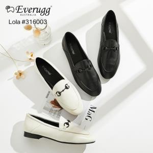 澳洲Everugg2019春夏新款LOLA单鞋女鞋摩登复古乐福鞋复古百搭平价大牌316003 299元