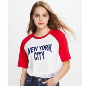 CacheCache捉迷藏7609356365女士五分袖T恤 63.9元