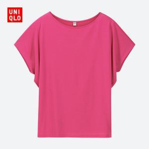 女装花式圆领T恤(短袖)413696优衣库UNIQLO 39元