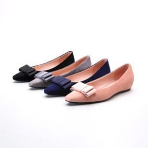 STACCATO思加图R9301CQ8女士浅口平底鞋 468元