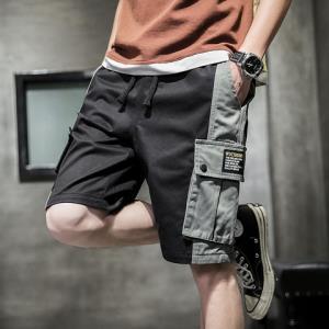 BAOXIANSEN男士纯棉工装短裤*2件 118元(合59元/件)