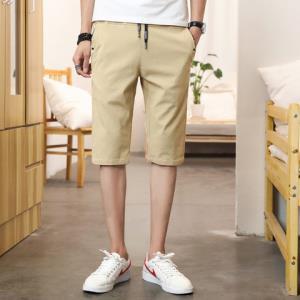 豹先森男士纯棉休闲短裤*2件 118元(合59元/件)