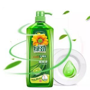 绿劲洗洁精柚子柠檬1.28kg 8.18元