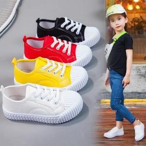 春秋新款儿童亲子同款帆布软底鞋  券后29.9元