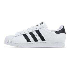 Adidas阿迪达斯金标Superstar三叶草经典款镭射款贝壳头男女运动板鞋小白鞋C77154AQ6278C77124B23641 399元