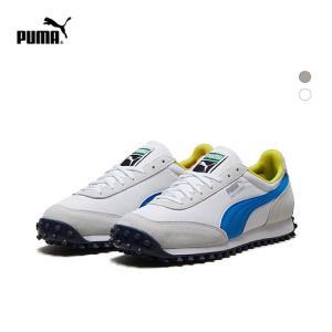 PUMA彪马官方正品男女同款低帮运动休闲鞋FastRider371992 339元