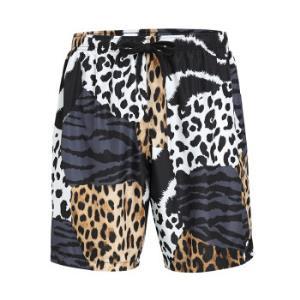 MOSCHINOSwimwear莫斯奇诺男士豹纹印花短裤3A610723161888XS码 499.5元
