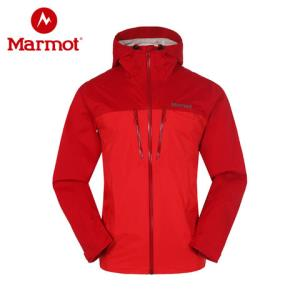 历史低价:Marmot土拨鼠A40530男款全压胶处理冲锋衣 499元包邮
