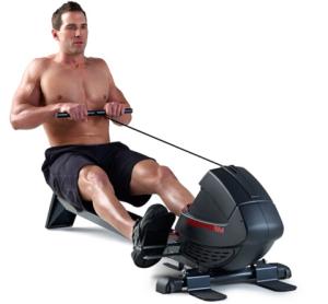 美国爱康icon家用风阻划船机静音折叠可调节阻力室内健身器材440R 1800元