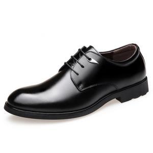 YOTEFAN悠特范男士皮鞋37-44码可选 19.9元包邮(需用券)