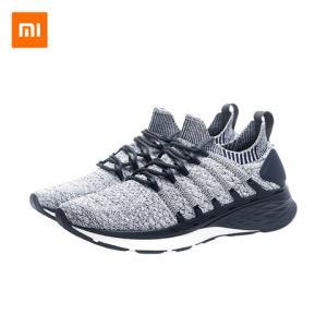 小米米家运动鞋3男跑步鞋男士网面透气轻便男子防滑耐磨休闲鞋 199元