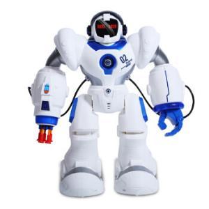 活石智能机器人玩具遥控电动跳舞机械人儿童玩具可编程 98元