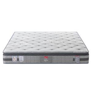 斯林百兰双人席梦思乳胶床垫软垫1.2m 3499元