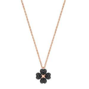 SWAROVSKI施华洛世奇LATISHAFLOWER双面花朵人造水晶女士项链 539元包邮