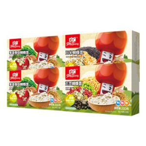 京东PLUS会员:FangGuang方广婴儿蝴蝶面礼盒200g*4盒*3件    153.4元包邮(合12.78元/盒,加赠机能小馒头)