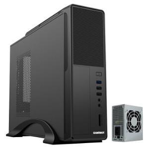 GAMEMAX游戏帝国小精灵S612M-ATX机箱(含250W电源、标配8CM风扇) 159元