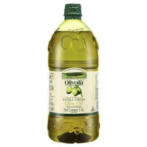 欧丽薇兰食用油特级初榨橄榄油1.6L+凑单品*2件 316.8元(合158.4元/件)
