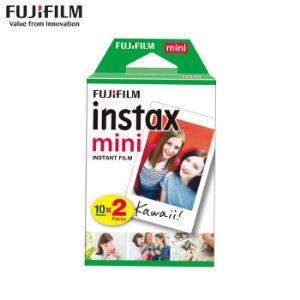 FUJIFILM富士INSTAX一次成像相机MINI相纸白边双包装20张52元(需用券)