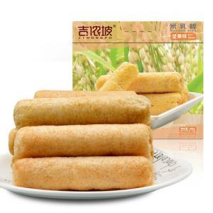 吉侬坡米果米乳棒100g*3件12.4元包邮(需用券)