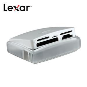 Lexar/雷克沙USB3.0读卡器25合1CFSDTF多功能高速读卡器多合一134元(需用券)