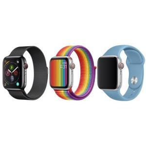 Kaiboer开博尔苹果applewatch1/2/3/4代表带买一赠二49元