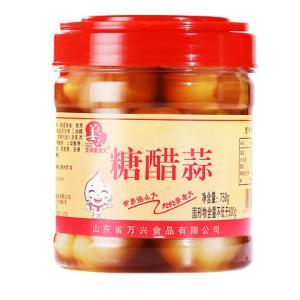 姜老大糖醋蒜750g23.8元(需用券)