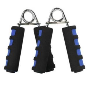 凯速专业可调节握力器海绵款2只装8.9元