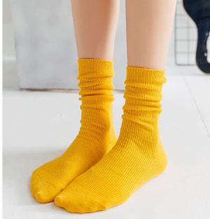 浮仕流女士堆堆袜3双    8.9元(需用券)