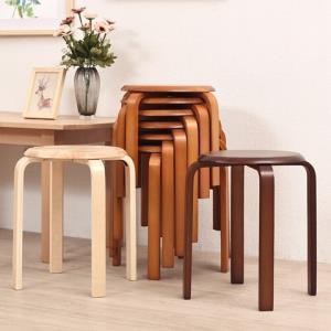 JIAYI家逸全实木家用餐凳换鞋凳 61元