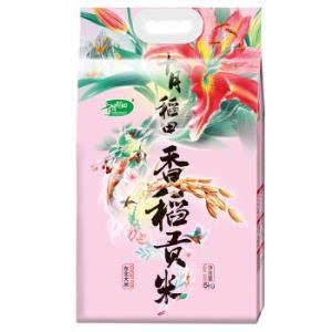 十月稻田香稻贡米东北大米5kg*2件 94.8元(合47.4元/件)