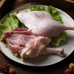 民大农牧老鸭土鸭老鸭子2斤农家散养麻鸭白条鸭活体现杀新鲜鸭肉48元