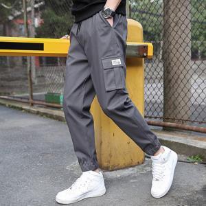 KARALCHIBKL-K9023休闲裤男束脚工装裤59元