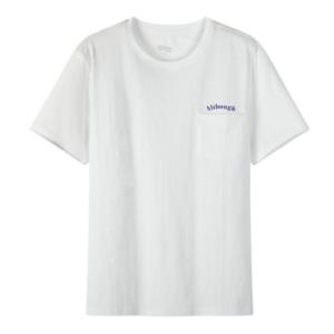 Semir森马2019夏季短袖T恤潮流纯棉衣服圆领字母青少年体恤男装*9件369.9元(合41.1元/件)