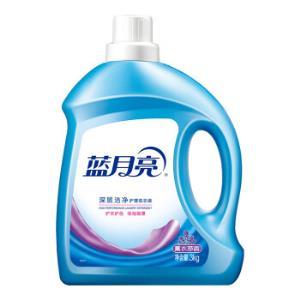 蓝月亮洗衣液3kg+2kg*1+1kg*2瓶装家用装机洗手洗薰衣草香14斤套装官网*2件168元(合84元/件)