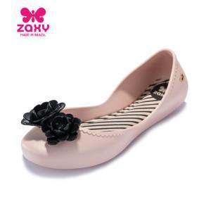 zaxy梅丽莎副82301-51647女士平底单鞋 149元