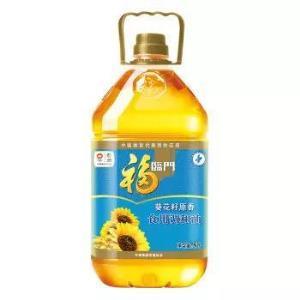 福临门葵花籽原香食用调和油5L*5件159.5元(需用券)