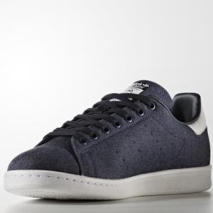 adidas阿迪达斯STANSMITHDENIM中性款运动板鞋*2件 285.4元包邮(需用券,合142.7元/件)
