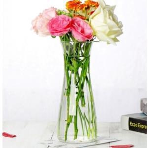 Luminarc乐美雅透明玻璃花瓶高20cm 14元包邮(需用券)