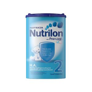 Nutrion荷兰牛栏婴幼儿H.A半水解蛋白奶粉2段(6个月以上)750克/罐 169元