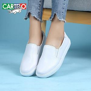 CARTELO卡帝乐鳄鱼KDLSYBX-1学生休闲鞋99元