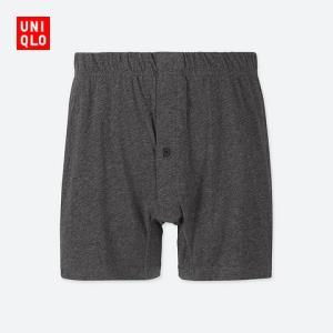 UNIQLO优衣库414070针织平脚内裤 35元